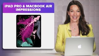 2018 iPad Pro, MacBook Air and what's new in iOS 12.1? | The Apple Core