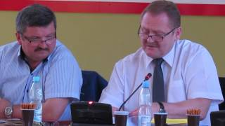 XX sesja Rady Miejskiej w �asku cz.4