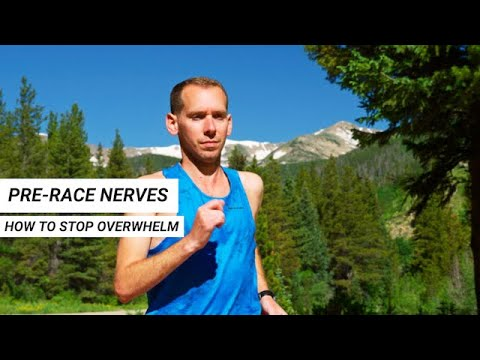 Pre Race Nerves? How to Curb Anxiety Before a Race