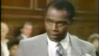 Clip of Wallace Langham on Matlock