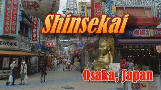 映画「どついたるねん」の舞台で有名 新世界 大阪 通天閣がシンボル 大...