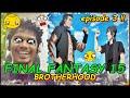 BROTHERHOOD FINAL FANTASY XV Episode 3 Sword and Shield ANIME REACTION