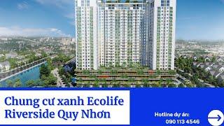 Chung cư Ecolife - Điện Biên Phủ - Quy Nhơn. Hotline: 090 113 4546