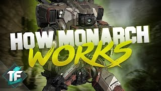 Titanfall 2 - How Monarch Works (New Titan) + Prime Executions!
