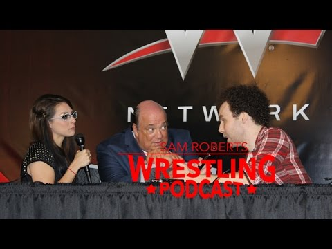 Paul Heyman - WWE's Relevancy, Brock Lesnar walk out, etc w/Sam Roberts & Katie Linendoll #SRShow