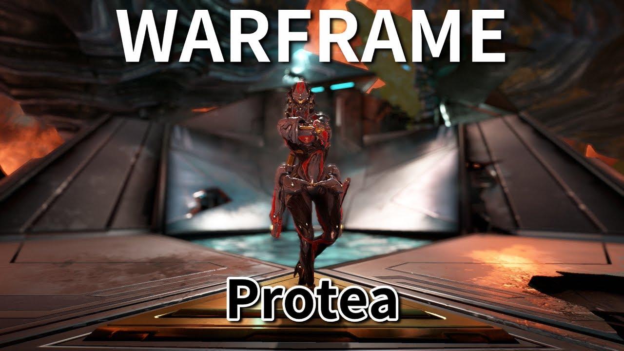《Warframe》戰甲介紹─Protea【吸血蝶の兵器百科】