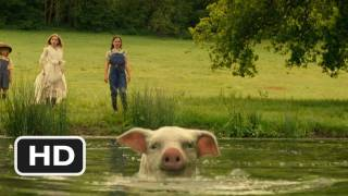 nanny mcphee returns 5 movie clip   the pigs go swimming 2010 hd