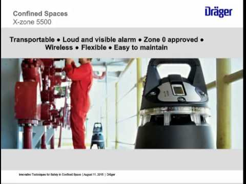 Free webinar: Innovative Technology for Confined Space Safety
