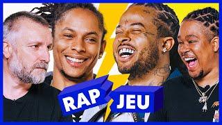 Kalash vs Tiitof - Rap Jeu #29 avec Fred Musa \u0026 French Baloo