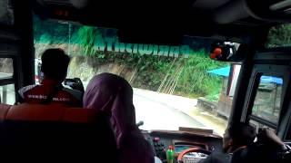 Mengelilingi kelok 9 bersama bus ARDIFA Mp3