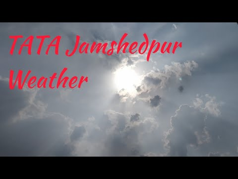 Weather in Jamshedpur on 3rd May 2018