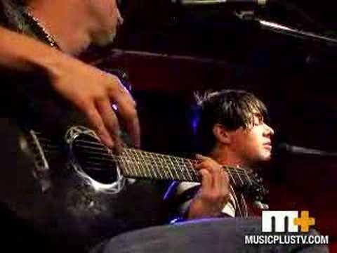 Fuel - Shimmer (acoustic, live studio)