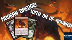 Modern Dredge with Ox of Agonas!