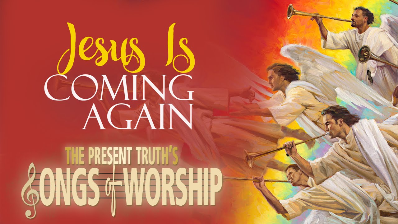 jesus is coming again songs of worship with stephen d
