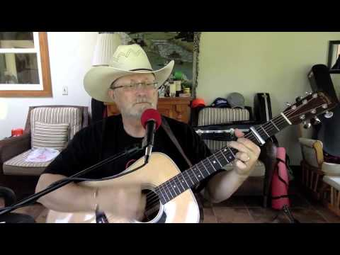 1870  - Lessons Learned  - Tracy Lawrence vocal & acoustic guitar cover with chords