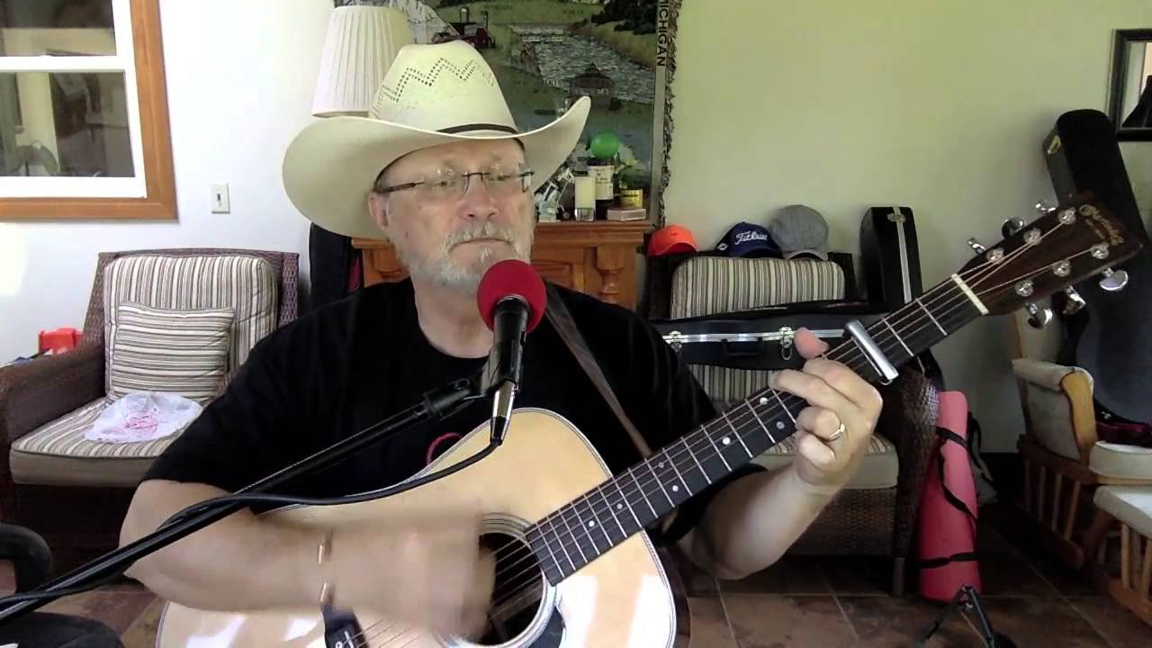 1870 Lessons Learned Tracy Lawrence Vocal Acoustic Guitar