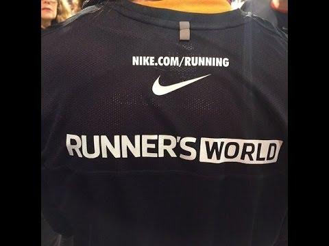 Runner's World meets Nike Flyknit Lunar2