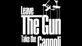 Leave the gun, take the cannoli - El rescate