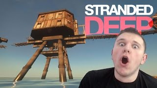I FOUND SECRET BUNKERS! | Stranded Deep #14