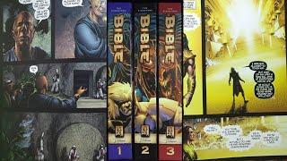 Graphic Novel Flip Through - The Kingstone Bible Volume 1 of 3