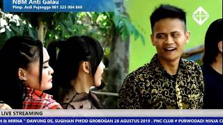 Part2 NBM LIVE DAWUNG SUGIHAN 28 AGUSTUS 2019