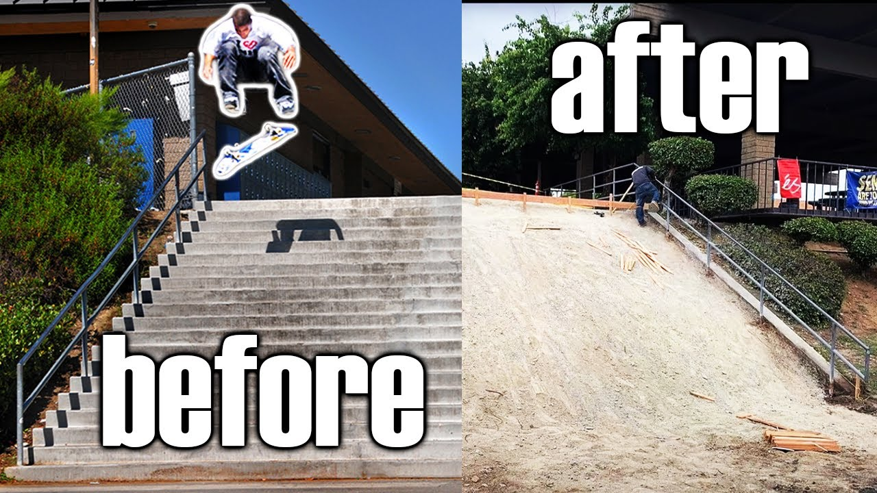 Download The History of ICONIC Skate Spots (El Toro, Lyon 25, Wallenberg)
