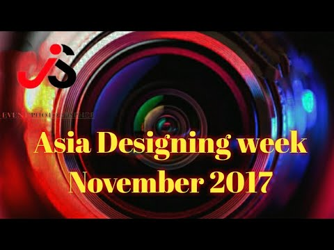 JS event photoshoot Asia designing week November 2017. Delhi