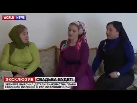 Фото чеченку заставели ебатся