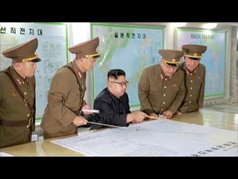 North Korea delays decision to launch Guam attack