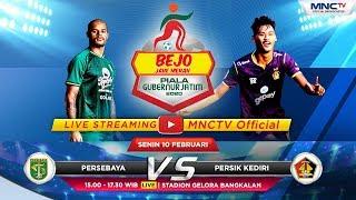 Full! Persebaya Surabaya Vs Persik Kediri Ft: 3-1 - Bejo Jahe Merah Piala Gubernur Jatim 2020