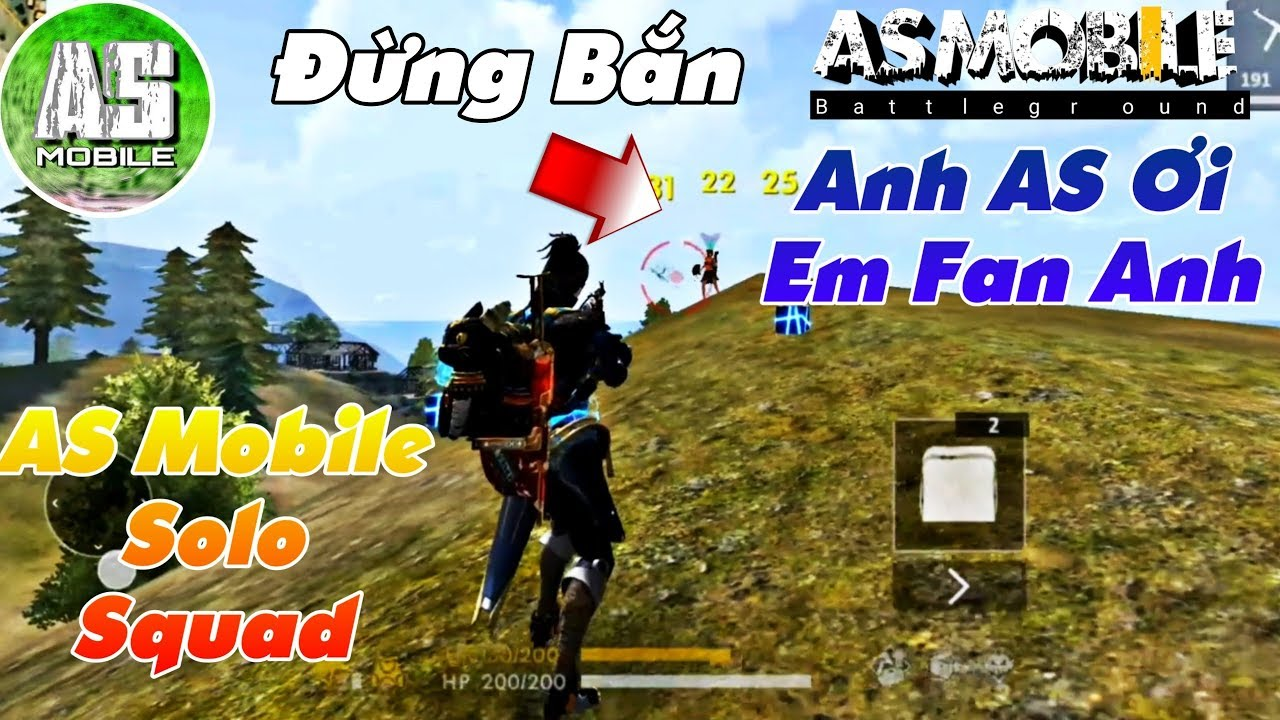 [Garena Free Fire] AS Solo Squad Gặp Ngay Bạn Đồng Hành | AS Mobile