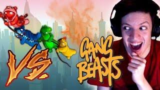 Video de LA GUERRA DE BITS MÁS GRANDE | Gang Beasts #3