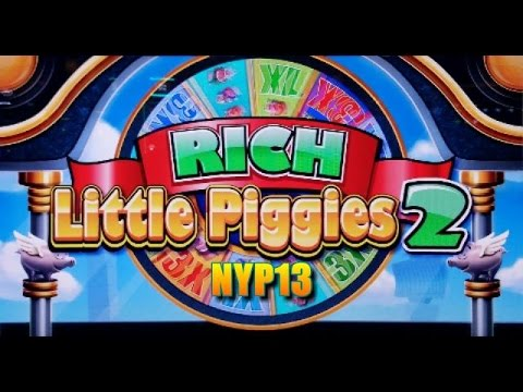 Rich Little Piggies Slot Machine Download