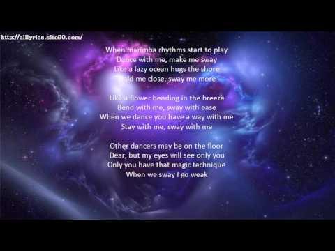 DIANA KRALL Sway Lyrics