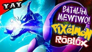 Conseguindo O Mewtwo No Minecraft Pixelmon No Roblox...