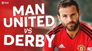 Manchester United vs Derby County LEAGUE CUP PREVIEW!
