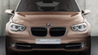 Mutant 5-Series Attacks Geneva!  BMW 5 Series GT @ 2009 Geneva Auto Show