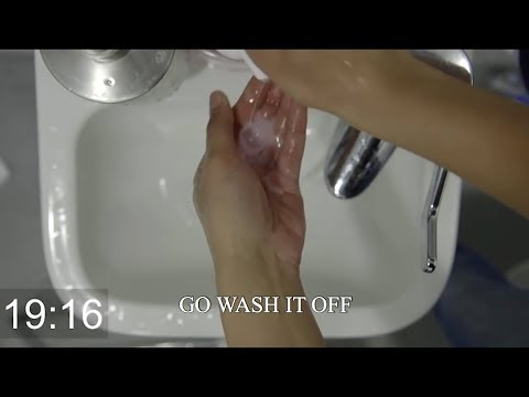 Wash Off [PSA Video]