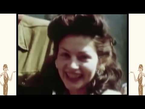 Women of France 1944 -  Lt. Col. George C. Stevens Film