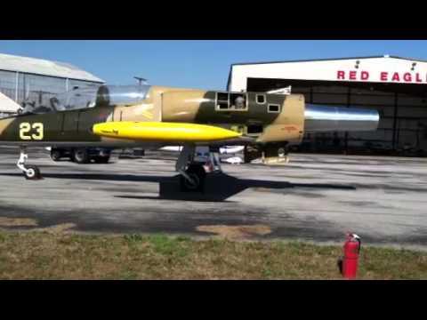 L-39 garret tfe731 full run