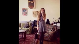 Sweater Weather  cover by Orane BENOIT