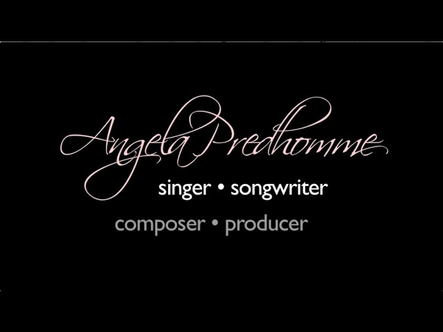 Music by Angela Predhomme - demo reel