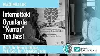 """İnternetteki Oyunlarda """"Kumar"""" Tehlikesi - Prof. Dr. Nesrin Dilbaz ve Yrd. Doç. Dr. Alptekin Çetin"""