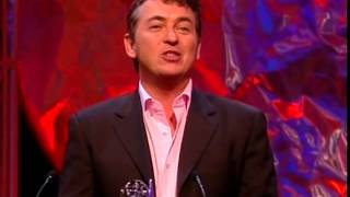 Shane Richie wins Best Actor at The British Soap Awards 2005