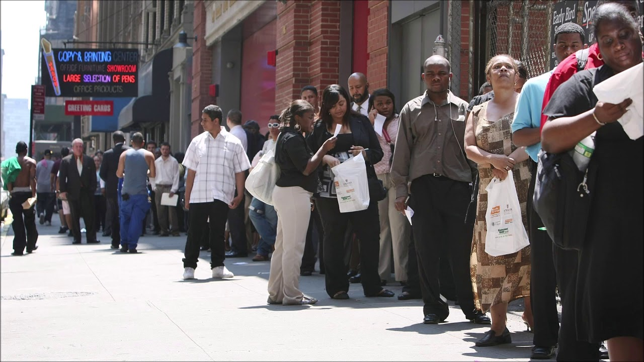 Black Unemployment Is Back On The Rise After Shutdown