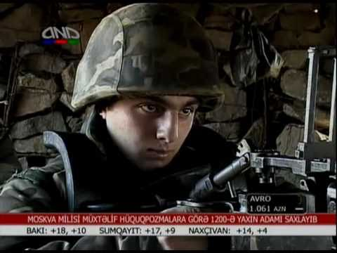 Azerbaijan Sniper Forces (2011) Азербайджанские Снайперы