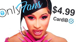 Download We bought Cardi B's OnlyFans so you don't have to