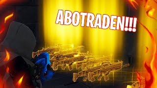 ABOTRADEN + FREE WEAPONS FOR YOU 😱 BLACK SCAR SKIZZE 😱 Fortnite Save the world