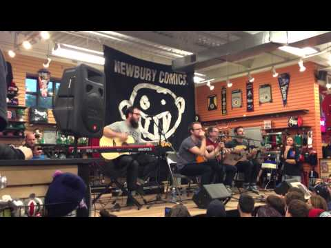 The Wonder Years - Melrose Diner (Live Acoustic) Newbury Comics