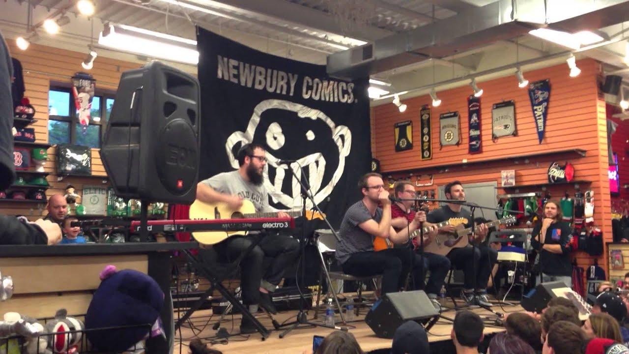the-wonder-years-melrose-diner-live-acoustic-newbury-comics-zachary-hentoff